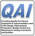 QAI, Quality Pre-Owned Equipment