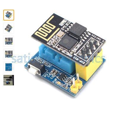 Esp8266 Dht11 Temperature And Humidity Wifi Module Wireless Module Esp-01 01s