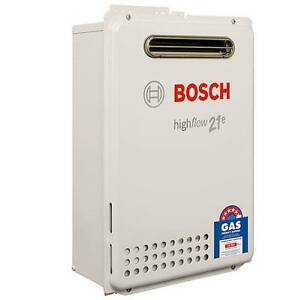 Bosch 21e Gas Hot Water System with Free Main Premium Controller Warwick Southern Downs Preview