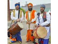 Dhol players*