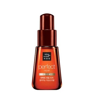 Mise en scene Rich Hair Serum 70 ml Fast Recover for Damaged Hair Amore Percific