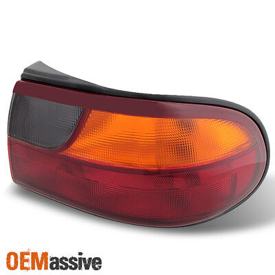 Fit 1997-2003 Malibu Outer Piece Red Taillight Passenger Right Side Replacement