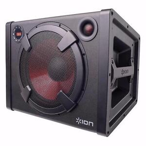 Haut-Parleur ION Bluetooth et Rechargeable IPA29 Road Rider 120W - STEREO SPEAKER - BESTCOST.CA