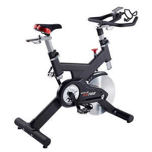 Spinning Bike - Sole SB700 Light Commercial Indoor Cycle Trainer