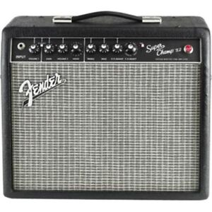 Fender SuperChamp X2 (Tube Amp)