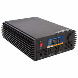 1000W Inverter AC/DC Sine Wave - New in Box with Extras