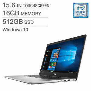 Dell Inspiron 15 7000 English Notebook, i7-8550U