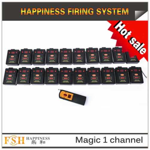 fireworks firing system, magic one 20 cues remote firing system,new products