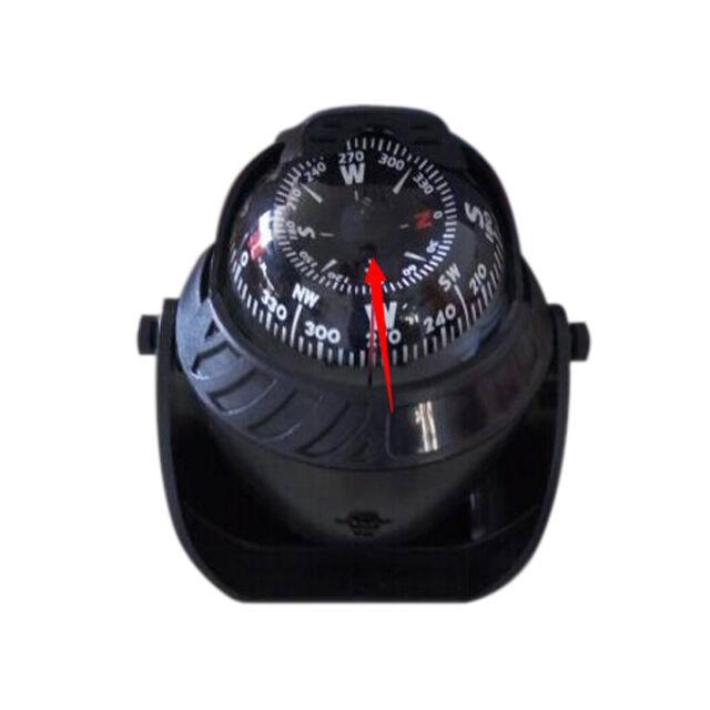 Big K LED ball compass Boat compass Marine Compass Compass Compass Navigati I1S5