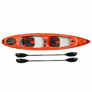 Pelican Sport Unison 136 Tandem Kayak with 2 free paddles!
