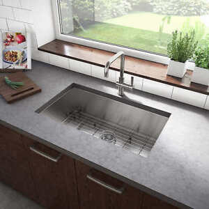 new Atlantis pro series stainless steel sink