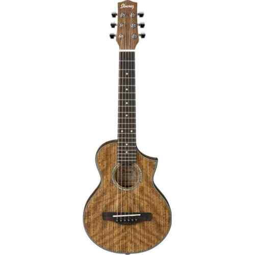 Ibanez EWP14WB-OPN Piccolo Open Pore Natural Acoustic Guitar