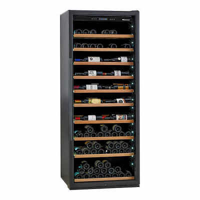 Wine Enthusiast Giant 300-Bottle Wine Cellar with VinoView Shelving Left Hinge