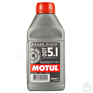 Motul 5.1 Brake Fluid - Unopened/new