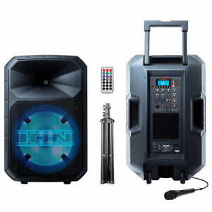 ION Bluetooth Total PA GLOW IPA69C 400 Watts - TAXES INCLUDED!