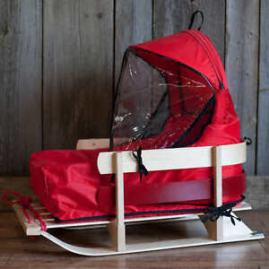 Brand new baby sleds with cushion and weather protecter Regina Regina Area image 1