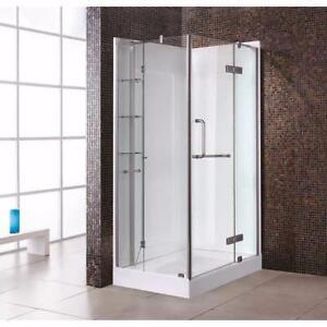 Demo LIQUIDATION Corner Shower Stall by OVE
