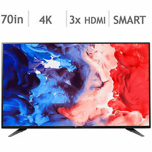 LG 70-inch Smart 4K HDR Pro 240Hz WebOS Ultra HD LED TV 70UH6350