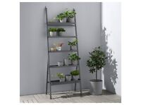 NEW BOXED IKEA SALLADSKAL plant stand, outdoor Grey