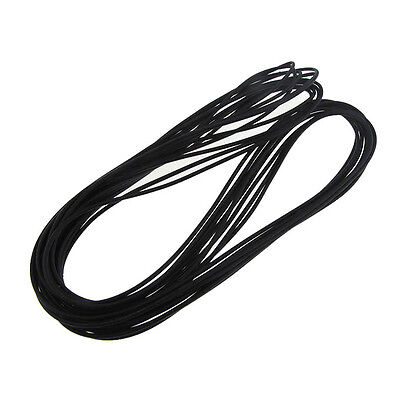16 5m 24awg Stranded Hook-up Wire Copper Tinned Ul1007 Jacket Color - Black