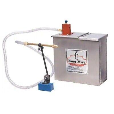 Kool Mist 100n-205 Single Mist Unit Spray Mist Coolant 1 Gallon Tank Usa