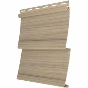 Hardwood Valley ll D4H Vinyl Siding - Plus a large selection of siding products available across Canada