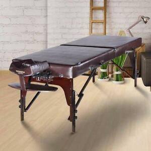 Table de massage MASTER CHICAGO 31'' PROMO