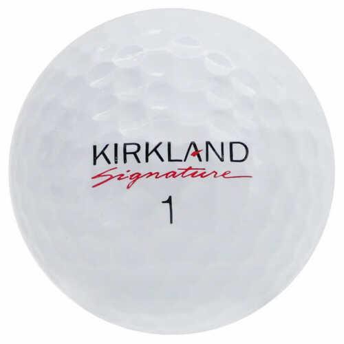 NEW Lot of 48 Kirkland Golf Balls Signature Performance Plus AAAAA