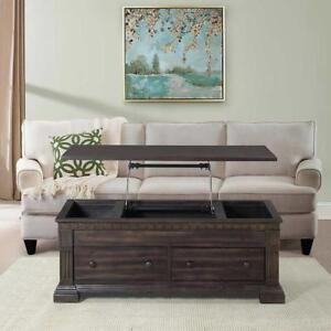Morrison Lift Top Coffee Table