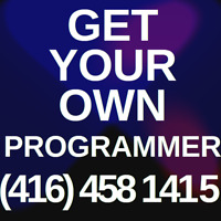 Web development 60% OFF! Get a programmer for your ideas today!