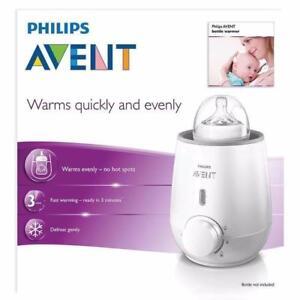 Philips Avent Fast bottle warmer SCF355/00 - NEW SEALED