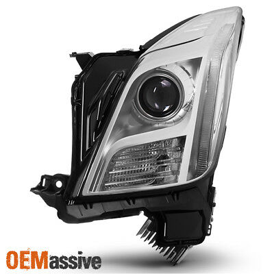 Fits 2013 2014 2015 Cadillac XTS [HID Models] Driver Side Headlight Replacement
