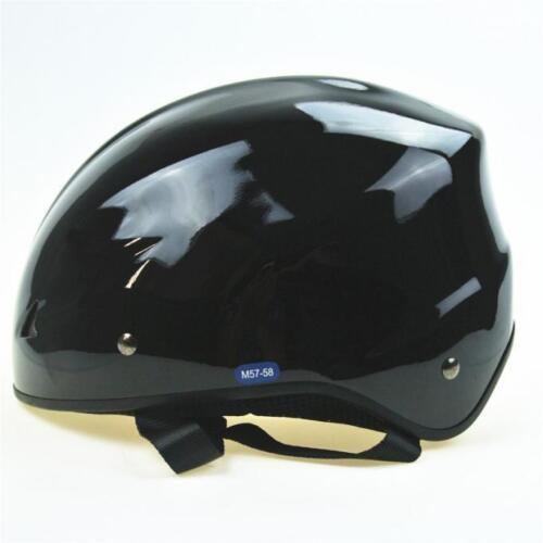 Half face Paragliding black helmet hang gliding helmet sport helmet