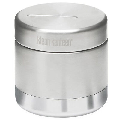 Klean Kanteen Stainless Steel 237ml Food Canister Vacuum Insulated Container Jar 237 Ml Jar