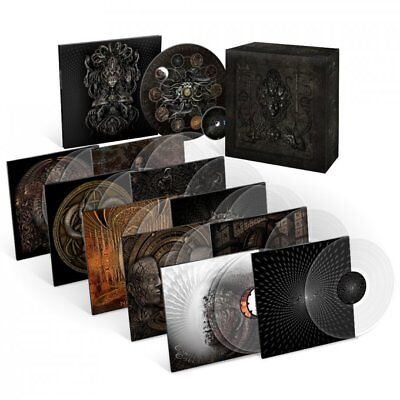 MESHUGGAH - 25 Years Of Musical Deviance - BOX SET Clear LP !!! NB 3446-5 (25 Years Of Musical Deviance Box Set)