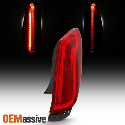 Fits 2013-2017 Cadillac XTS LED Passenger Right Side Tail Light Lamp