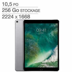 Apple iPad Pro 10.5'' 256GB A10X WI-FI Noir / Gris Cosmique