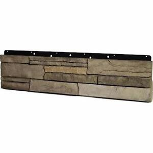 Versetta Stone Faux Stone Siding - Plus a large selection of siding products available across Canada
