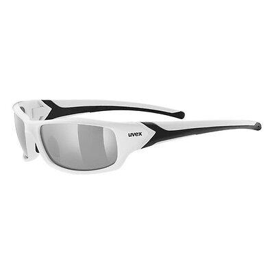 Uvex Sportbrille Sonnenbrille sportstyle 211 pola white