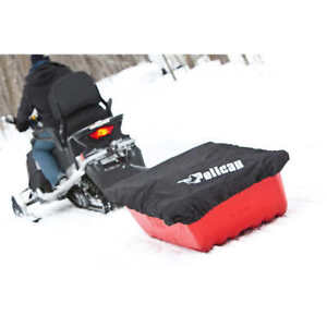 NEW Pelican Sled Sport Trek 68 - with hitch, cover, runners