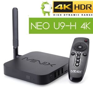 Minix Neo U9-H Quad Core -TV BOX - $179.99