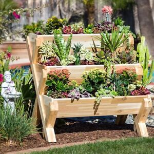 Mother's Day! Gorgeous Cedar Planter For Your Mom
