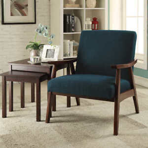 *BRAND NEW* Accent Chair mid-century contemporary design
