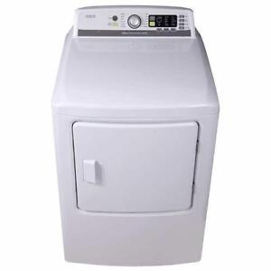 RCA 6.7 Cu.Ft Dryer with Wrinkle Prevention Mode SAVE UPTO 50% ----- NO TAX SALE