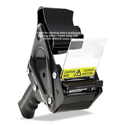 2 Pack Seal Tape Dispenser Box Shipping Packing Handheld Pistol Grip Gun 1handed