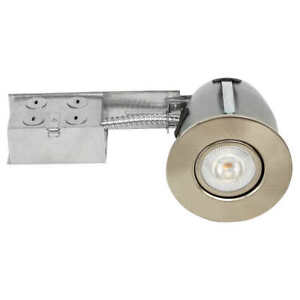 Luminus PAR20 4-in. Recessed LED Lighting Kit Dimmable