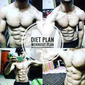 FAT BURNING diet and workout plan