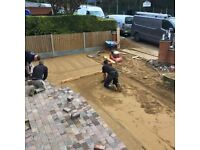 PAVINGS, DRIVEWAYS GARDENS&DECKINGS,FENCING