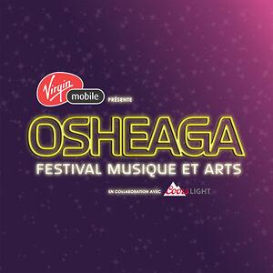 Osheaga 2017 weekend pass