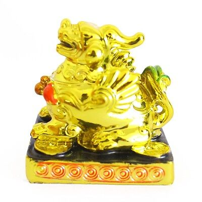 Colorful Feng Shui Pi Yao PiYao Pi Sou PiXiu for Tai Sui Grand Duke & Money Luck